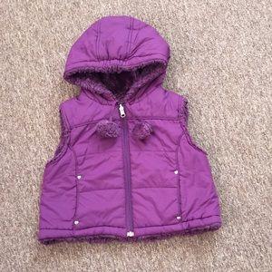 Other - 👯♀️$3 IF BUNDLE . Girl vest reversible